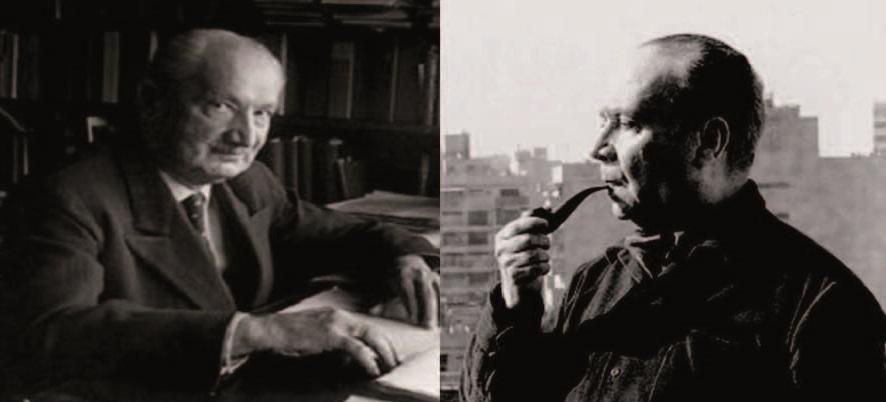 Heidegger y Marechal