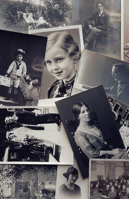 foto de fotos antiguas de personas